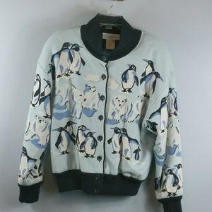 Vintage Escada Margaretha Ley Sweater size 42